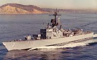 Brooke class frigate