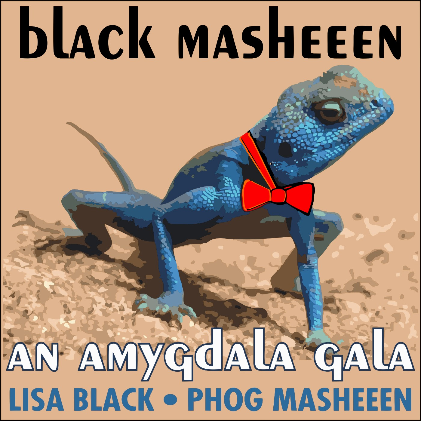 Black Masheeen: An Amygdala Gala