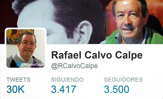 Mi más sincero agradecimiento a todos y cada uno de mis YA 3.500 followers en #twitter !!!