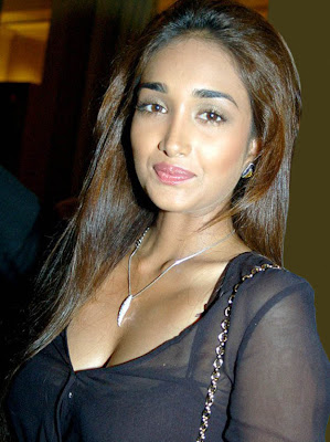 Jiah Khan hot photo