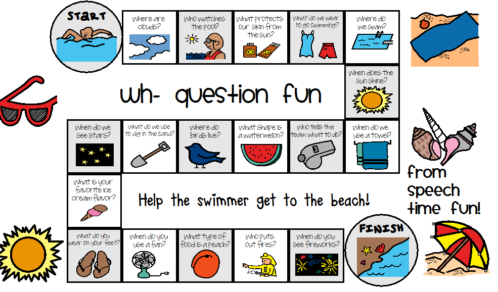 Alfa img - Showing > Preschool Printable Activities Wh-Questions