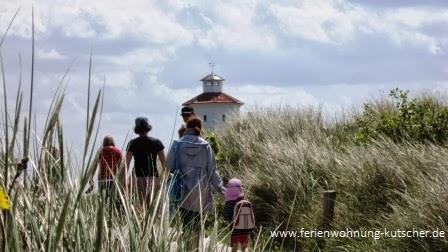 Der Wasserturm ist ein Wahrzeichen von Langeoog und kann besichtigt werden.