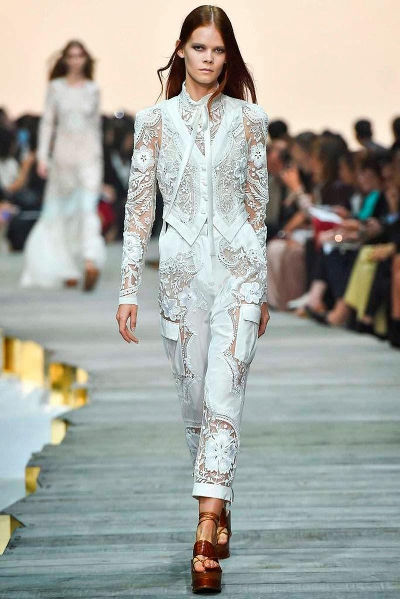 Modas y Modelos: Nueva moda de pantalones para la boda civil