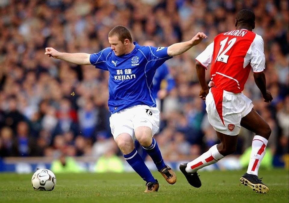 Wayne Rooney Vs Everton