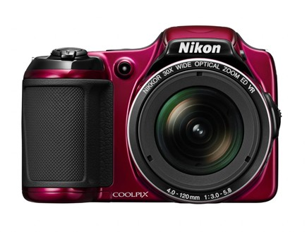 Nikon Coolpix L820 Wide-Angel Digital Camera