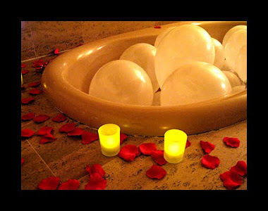 Romantic Bathtub