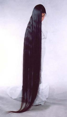 Xie Qiuping World S Longest Hair Women Beautyway2life