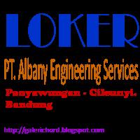 loker lowongan kerja pt.albany engineering services rancaekek cileunyi