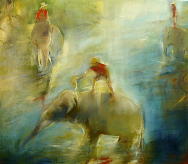 Gregg Chadwick | American Figurative painter