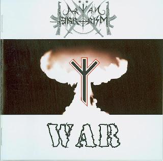 Aryan Terrorism - War (2002)