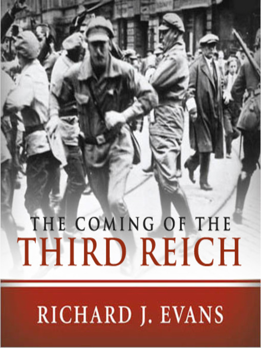hitlers rule in the third reich The author shows that the strength of the regime lay partly in its willingness   these two contrasting approaches are explored in seeing hitler's.
