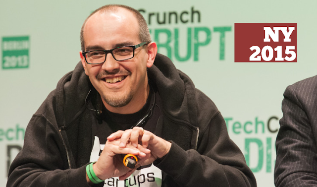 Dave McClure to Speak at TechCrunch Disrupt NY