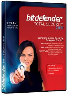 ২০৪৫ পর্যন্ত ফ্রী ইউস করুণ BitDefender Total Security 2011