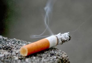 Anak Suruh Berhenti Merokok