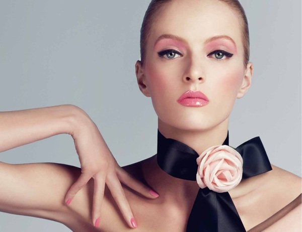 Dior Make Up Maquilage Chérie Bow Spring Pintemps Primavera Collection 2013