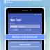 UC Browser cập nhật và hỗ trợ background download