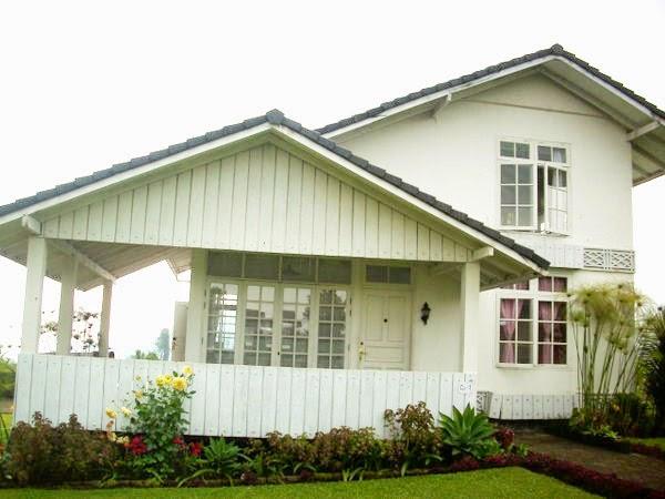 sewa villa istana bunga lembang villa c putih