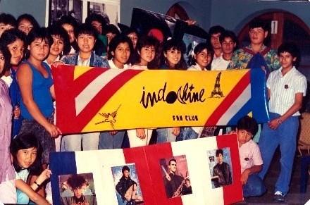 Historias, anécdotas contadas por los seguidores de Indochine