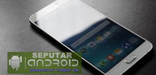 sisi depan Samsung Galaxy A8