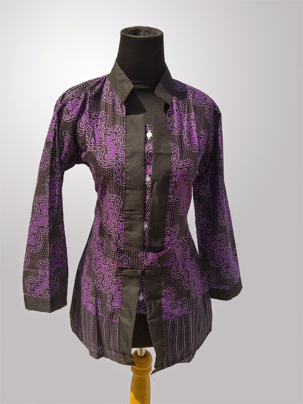 Baju atasan muslim desain baru