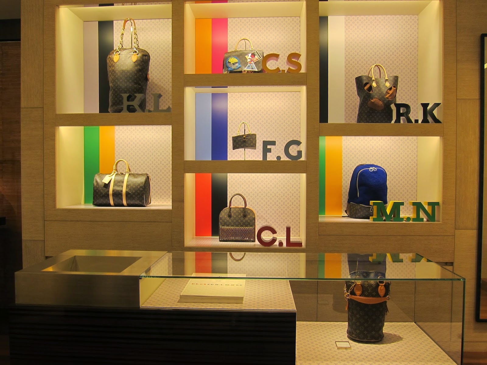 Louis Vuitton Icons and Iconoclasts Exhibit in KL!