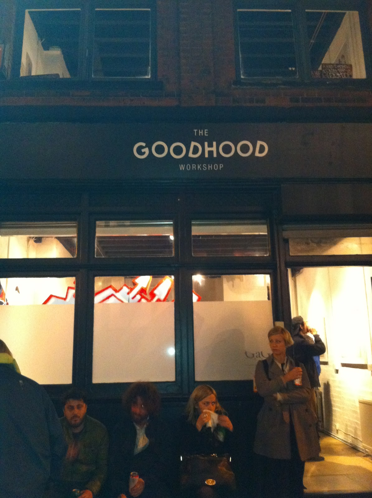 Ralph Lauren Polo Exhibition at The Goodhood Workshop