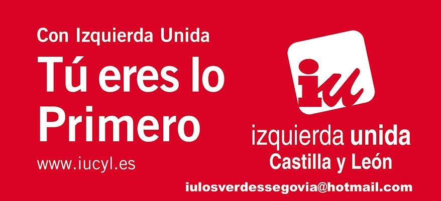 Izquierda Unida de Segovia