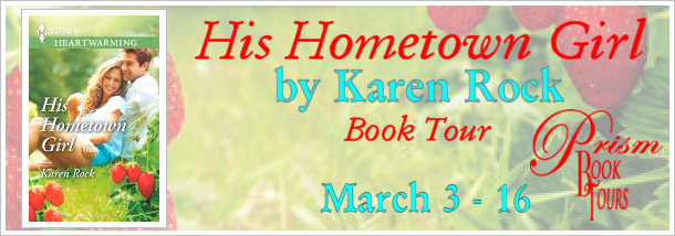 His Hometown Girl Giveaway--Prize Pack
