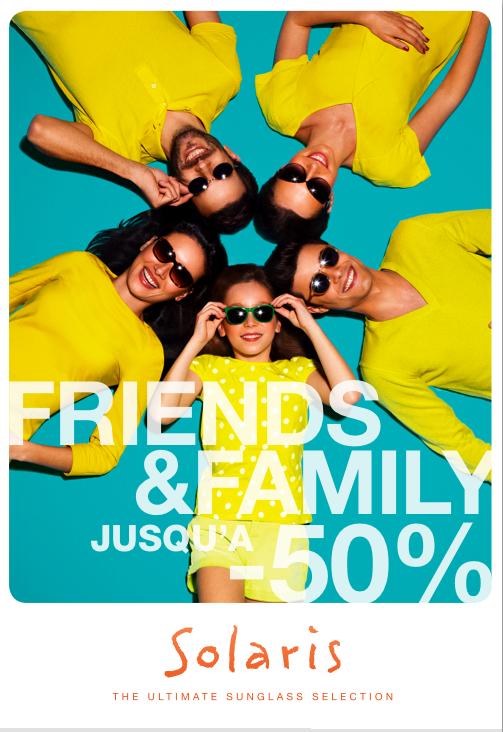 Solaris - Friends Family