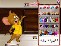 Jogos de Tom e Jerry Vestir