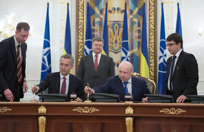 Ukraine and NATO signed an agreement on the status of the Alliance office  in Kyiv