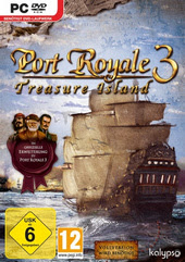 Port Royale 3: Treasure Island PC Game Full Version