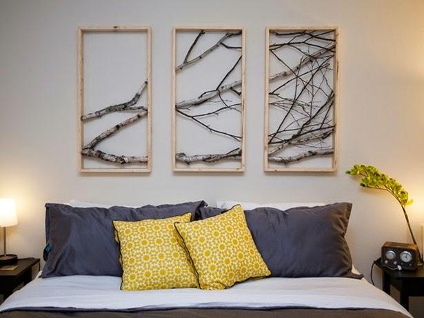 inspiracje w moim mieszkaniu: DIY ozdobne gałęzie drzewa ...