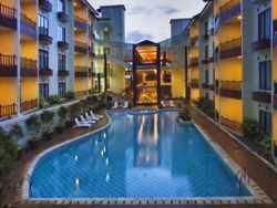 Hotel Bintang 4 di puncak - Palace Hotel Puncak