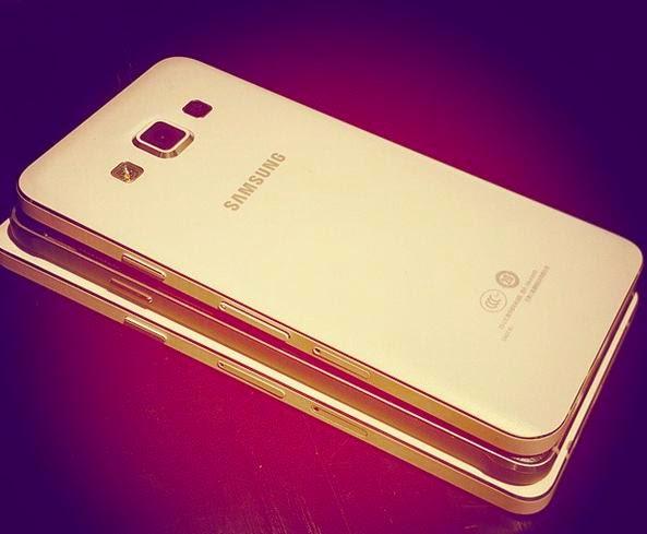 Samsung Galaxy Alpha A3, Samsung Galaxy Alpha A5, Samsung Galaxy smartphones