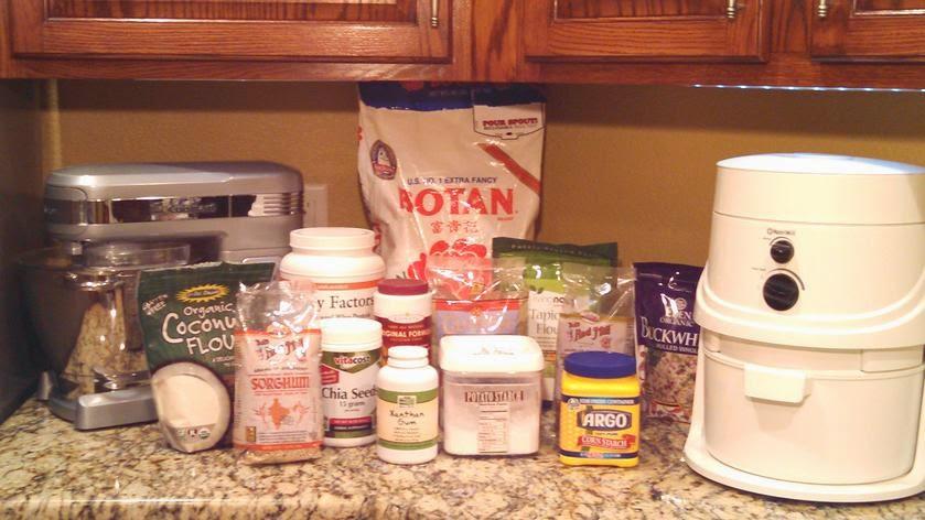 My Sister's FABULOUS Gluten Free Blog