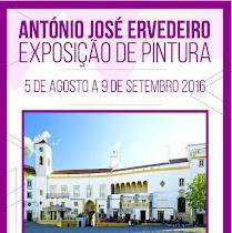 ELVAS: PINTURAS DE ANTÓNIO JOSÉ ERVEDEIRO