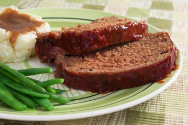 Budin de Carne con Finas Hierbas
