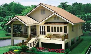 บ้านทรงไทยหลังใหญ่