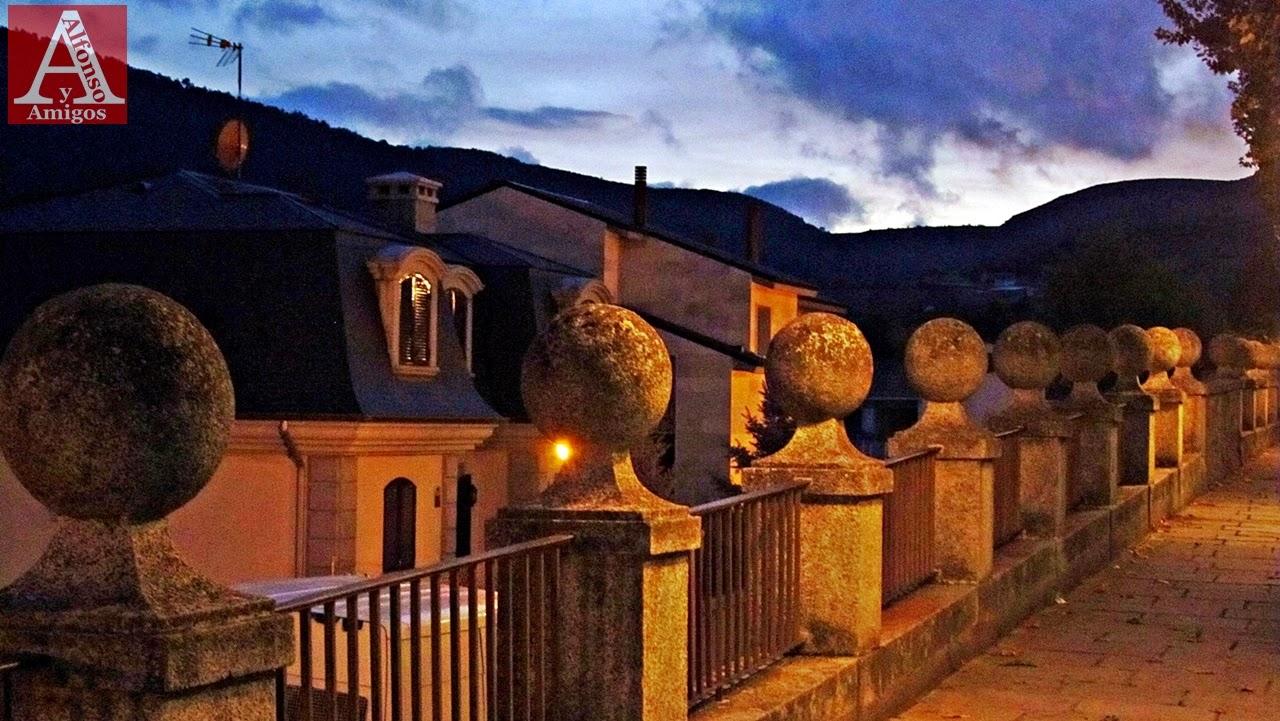 Calle de las Bolas - El Espinar - Alfonsoyamigos
