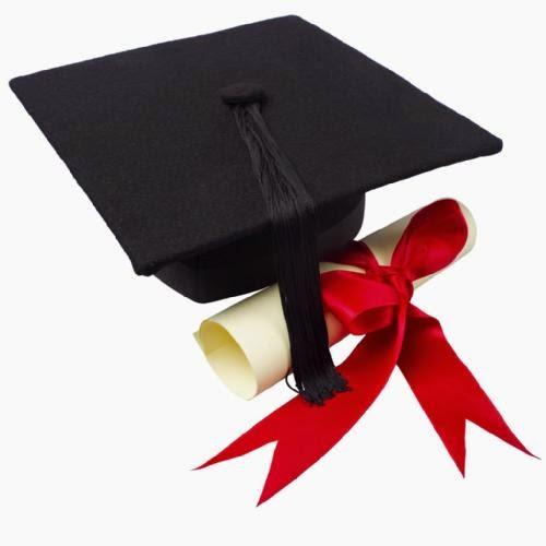 Felicidades a los graduados