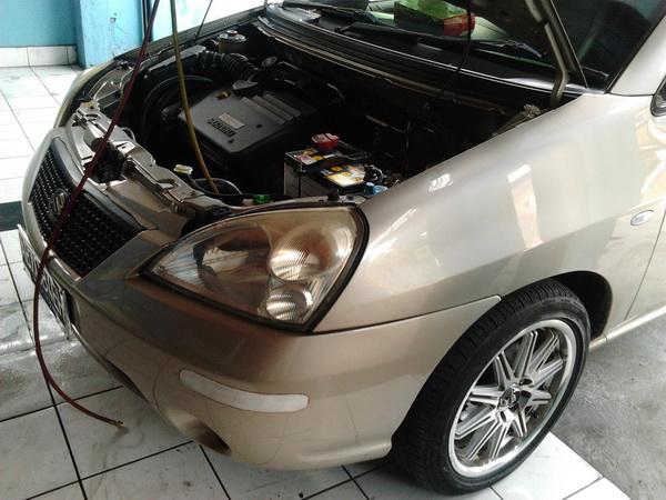 Perbaikan Ac Mobil Suzuki Baleno