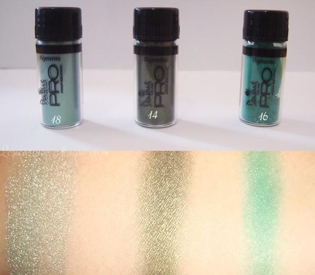 pigmento dailus