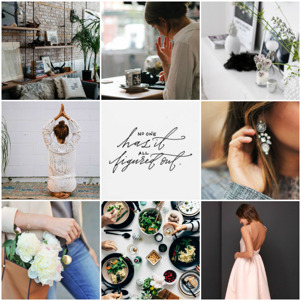 September Inspiration Board