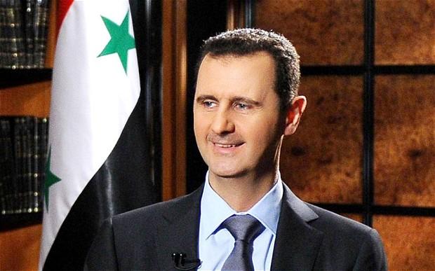 Europa é responsável por refugiados diz Bashar al-Assad