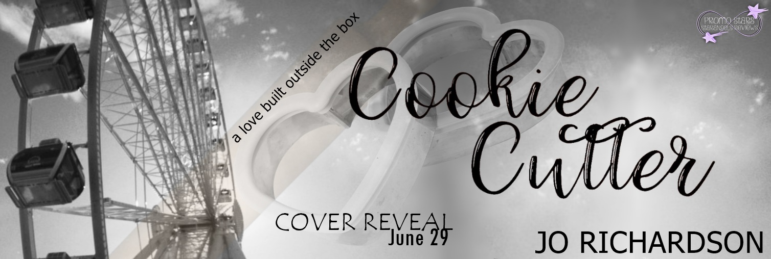 Cookie Cutter Cover Reveal