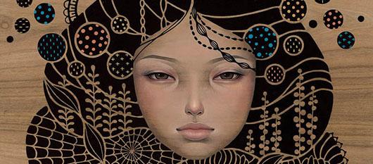 Audrey Kawasaki - http://www.audrey-kawasaki.com/