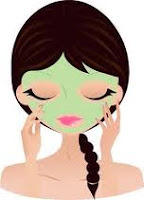 resep masker wajah alami