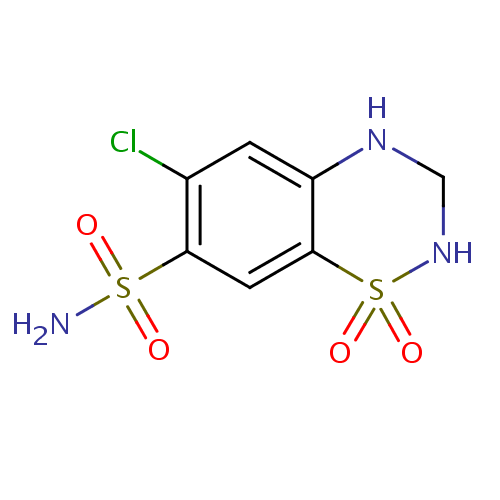 Hydrochlorothiazide / Hidroklorotiazid /HCT