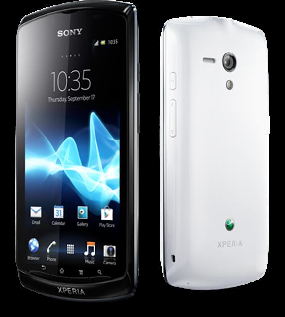 Sony Xperia Neo L MT25i
